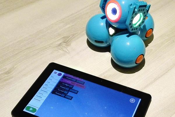 nauka robotyki dla dzieci